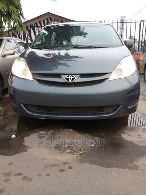 Toyota Sienna 2007 CE FWD Gray   Cars for sale in Lagos State, Ikeja