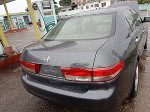Honda Accord 2005 Gray   Cars for sale in Lagos State, Ikotun/Igando