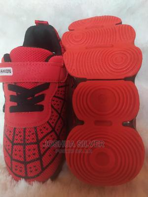 Children Shoes - Red Spiderman   Children's Shoes for sale in Lagos State, Ifako-Ijaiye