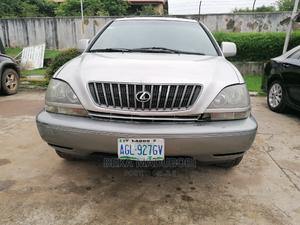 Lexus RX 2000 300 4WD Silver   Cars for sale in Lagos State, Yaba