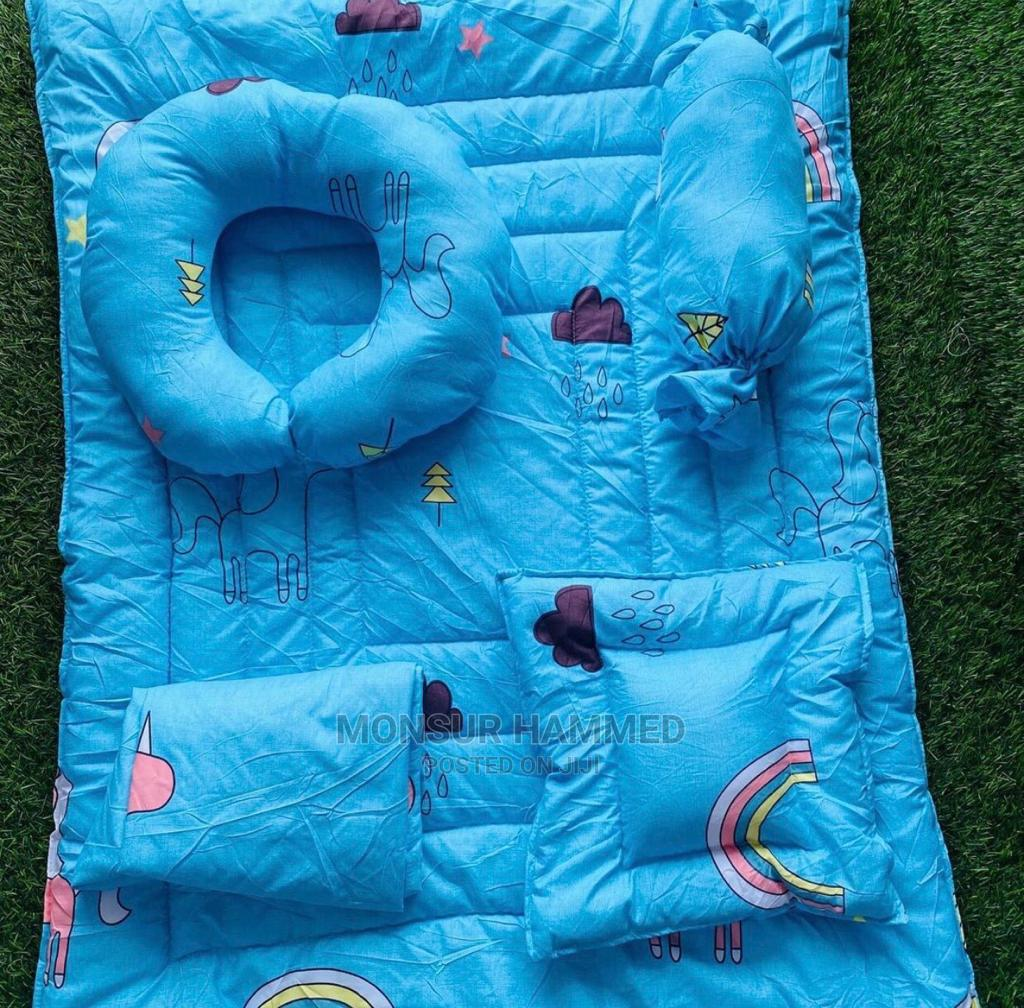 Baby Bedsheets Set