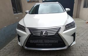 Lexus RX 2018 350L Luxury AWD White   Cars for sale in Lagos State, Yaba