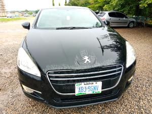 Peugeot 508 2012 Black | Cars for sale in Abuja (FCT) State, Gudu