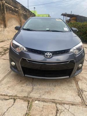 Toyota Corolla 2014 Gray   Cars for sale in Lagos State, Maryland