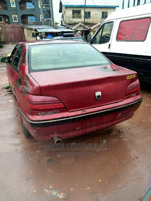 Peugeot 406 2004 Break 2.0i Red | Cars for sale in Imo State, Owerri