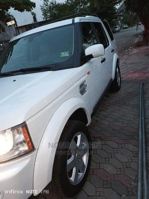 Land Rover Lr3 2008 White | Cars for sale in Lagos State, Amuwo-Odofin