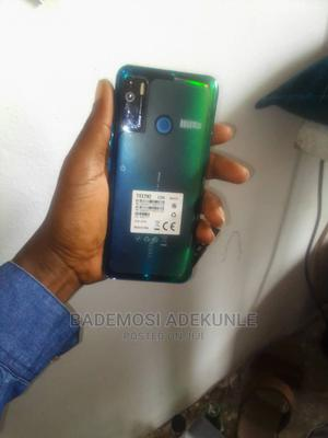 Tecno Camon 15 Air 64 GB Blue | Mobile Phones for sale in Oyo State, Egbeda