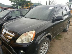 Honda CR-V 2006 EX Automatic Black | Cars for sale in Lagos State, Ojo