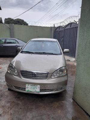 Toyota Corolla 2006 Gold   Cars for sale in Lagos State, Alimosho