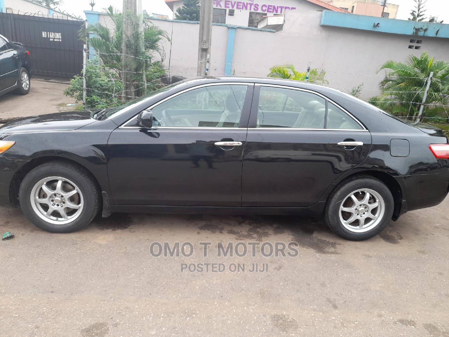 Toyota Camry 2008 Black | Cars for sale in Ikeja, Lagos State, Nigeria