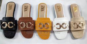 New Zara Slippers Available in Colours and Sizes   Shoes for sale in Lagos State, Ikorodu