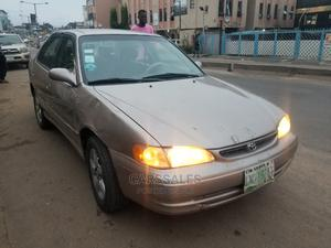 Toyota Corolla 2001 Gold | Cars for sale in Lagos State, Agege