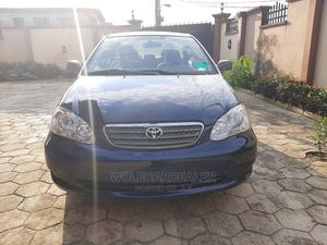 Toyota Corolla 2008 1.6 VVT-i Blue | Cars for sale in Lagos State, Ikotun/Igando
