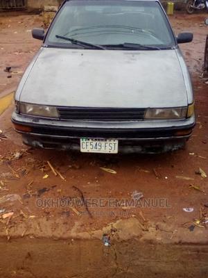 Toyota Corolla 1996 180i GLE Gray | Cars for sale in Kaduna State, Zaria