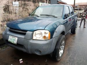 Nissan Frontier 2003 Blue | Cars for sale in Lagos State, Alimosho