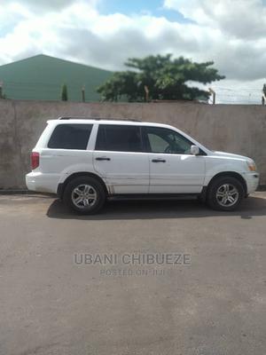 Honda Pilot 2005 White | Cars for sale in Lagos State, Lekki