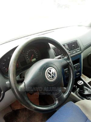 Volkswagen Golf 2003 1.6 Silver   Cars for sale in Kwara State, Offa