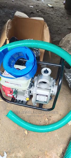 Maxmech Wp-30 Petrol Drainage Water Pump   Plumbing & Water Supply for sale in Lagos State, Ojo