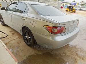 Lexus ES 2004 330 Sedan Silver   Cars for sale in Lagos State, Ojodu