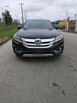 Honda Accord Crosstour 2013 EX Black   Cars for sale in Lagos State, Ajah