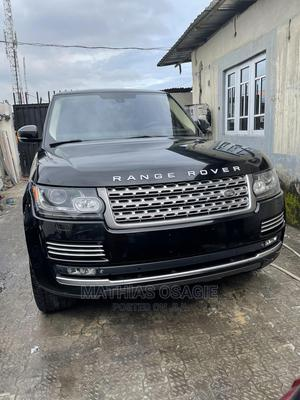 Land Rover Range Rover 2014 Black   Cars for sale in Lagos State, Ajah