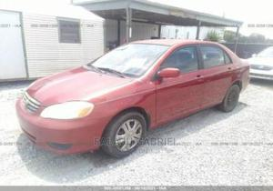Toyota Corolla 2004 LE Red | Cars for sale in Kwara State, Offa