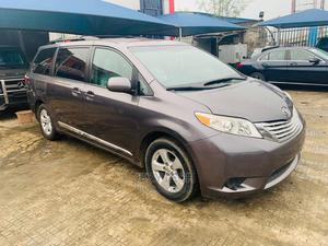 Toyota Sienna 2015 Gray   Cars for sale in Lagos State, Abule Egba