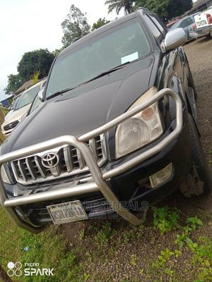 Toyota Land Cruiser Prado 2009 3.0 D-4d 5dr Black | Cars for sale in Abuja (FCT) State, Garki 2