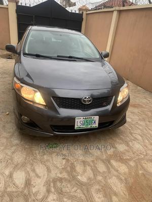 Toyota Corolla 2011 Gray | Cars for sale in Oyo State, Ibadan