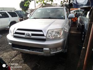 Toyota 4-Runner 2005 Limited V6 4x4 Silver | Cars for sale in Lagos State, Apapa