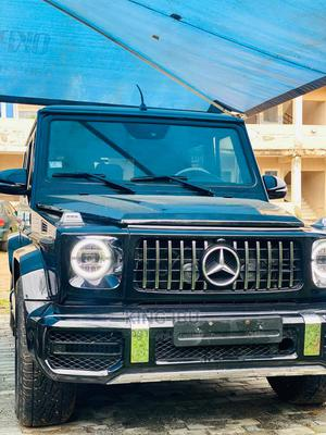 Mercedes-Benz G-Class 2011 Base G 55 AMG 4x4 Black | Cars for sale in Abuja (FCT) State, Lokogoma