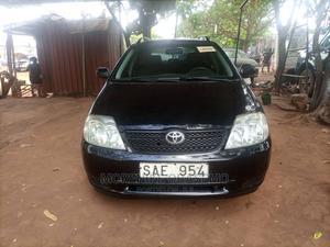 Toyota Corolla 2004 Black | Cars for sale in Abuja (FCT) State, Utako
