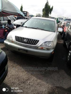 Lexus RX 2001 300 Silver | Cars for sale in Lagos State, Apapa