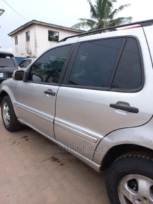Mercedes-Benz M Class 2004 ML 350 Silver   Cars for sale in Lagos State, Ejigbo