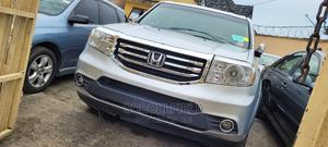 Honda Pilot 2012 Silver   Cars for sale in Lagos State, Surulere