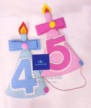 Birthday Figure Cone Cap   Toys for sale in Lagos State, Apapa
