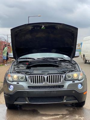BMW X3 2010 xDrive30i Silver | Cars for sale in Lagos State, Maryland