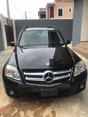 Mercedes-Benz GLK-Class 2012 350 4MATIC Black | Cars for sale in Lagos State, Ojodu