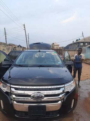 Ford Edge 2011 SE 4dr FWD (3.5L 6cyl 6A) Black | Cars for sale in Lagos State, Abule Egba