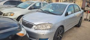 Toyota Corolla 2005 Silver | Cars for sale in Lagos State, Surulere