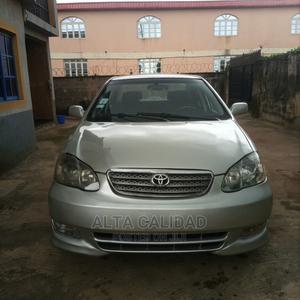Toyota Corolla 2004 S Silver   Cars for sale in Lagos State, Ikotun/Igando