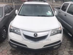 Acura MDX 2010 White | Cars for sale in Lagos State, Ajah