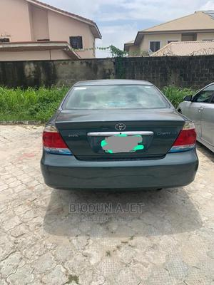 Toyota Camry 2005 Green   Cars for sale in Ogun State, Abeokuta North