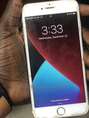 Apple iPhone 6s Plus 32 GB Gold   Mobile Phones for sale in Lagos State, Ikorodu