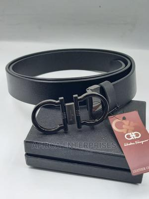 Ferragamo Leather Belt   Clothing Accessories for sale in Lagos State, Surulere