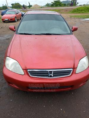 Honda Civic 2000 Aerodeck Red | Cars for sale in Bauchi State, Bauchi LGA