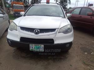Acura RDX 2008 Automatic White | Cars for sale in Lagos State, Amuwo-Odofin