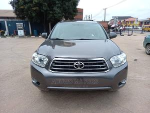 Toyota Highlander 2009 4x4 Gray   Cars for sale in Lagos State, Alimosho