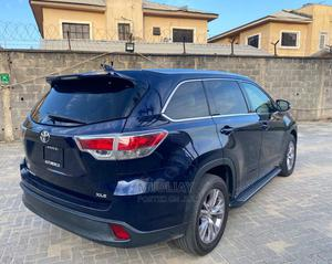 Toyota Highlander 2015 Blue   Cars for sale in Lagos State, Ikotun/Igando