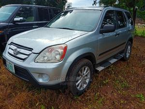 Honda CR-V 2004 2.0i ES Automatic Silver | Cars for sale in Abuja (FCT) State, Central Business District